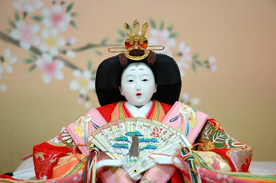 Beautiful Hina Doll