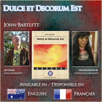 John Bartlett - Dulce et Decorum Est